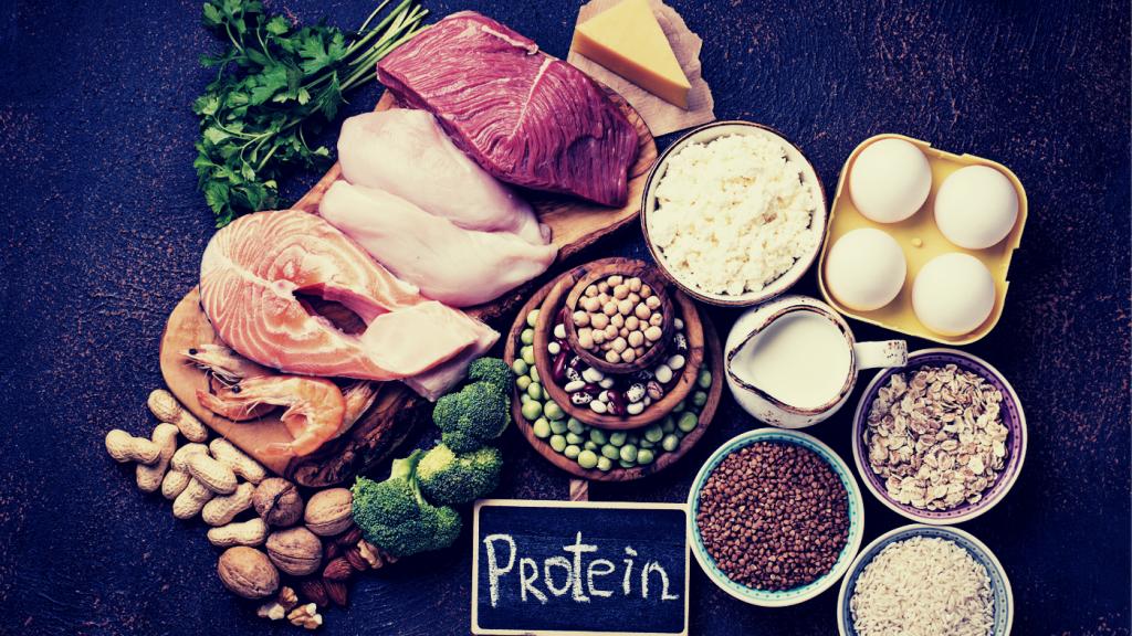 タンパク質が多い食べもの