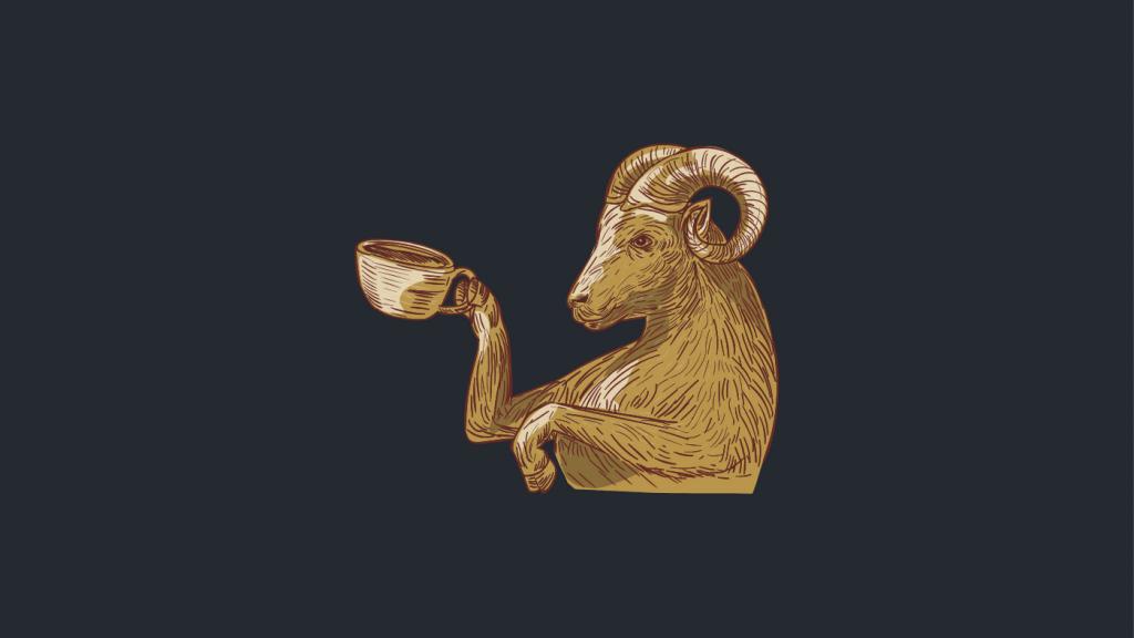 羊とコーヒー